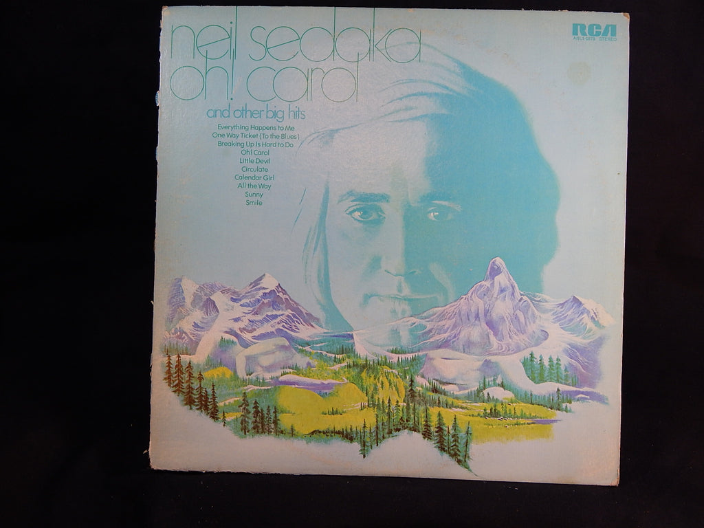 NEIL SEDAKA - Oh! Carol And Other Big Hits (LP)