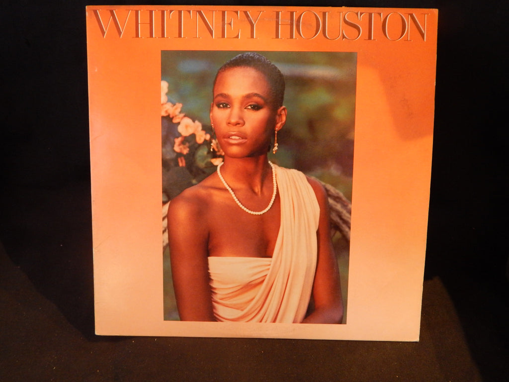 Whitney Houston (Self-Titled Debut LP)
