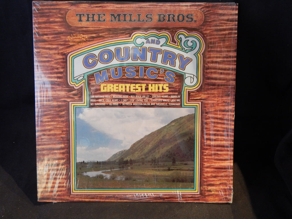 The Mills Bros. And Country Music's Greatest Hits