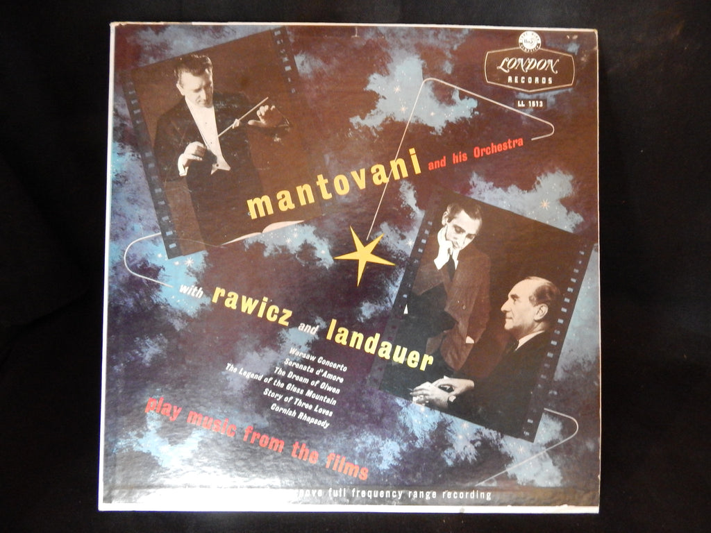 Mantovani and His Orchestra - Music From The Films