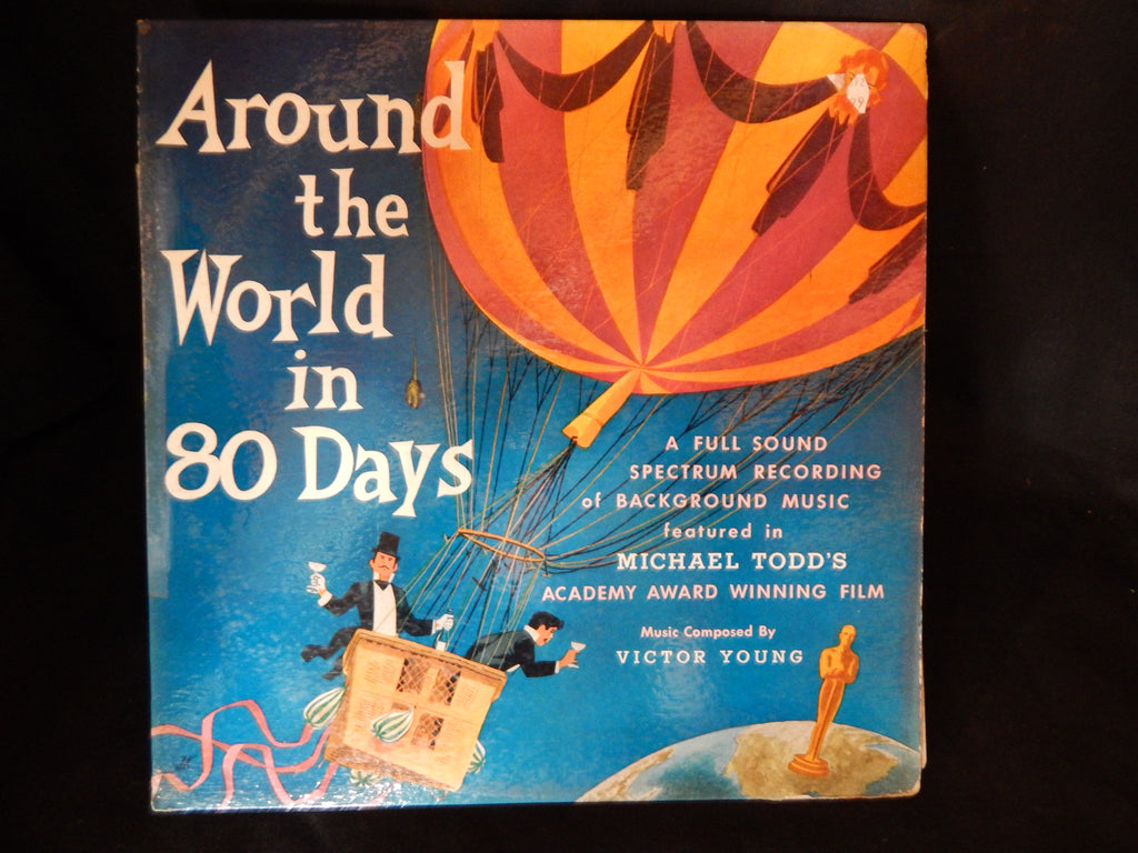 Around The World In 80 Days (soundtrack) - Composed by Victor Young