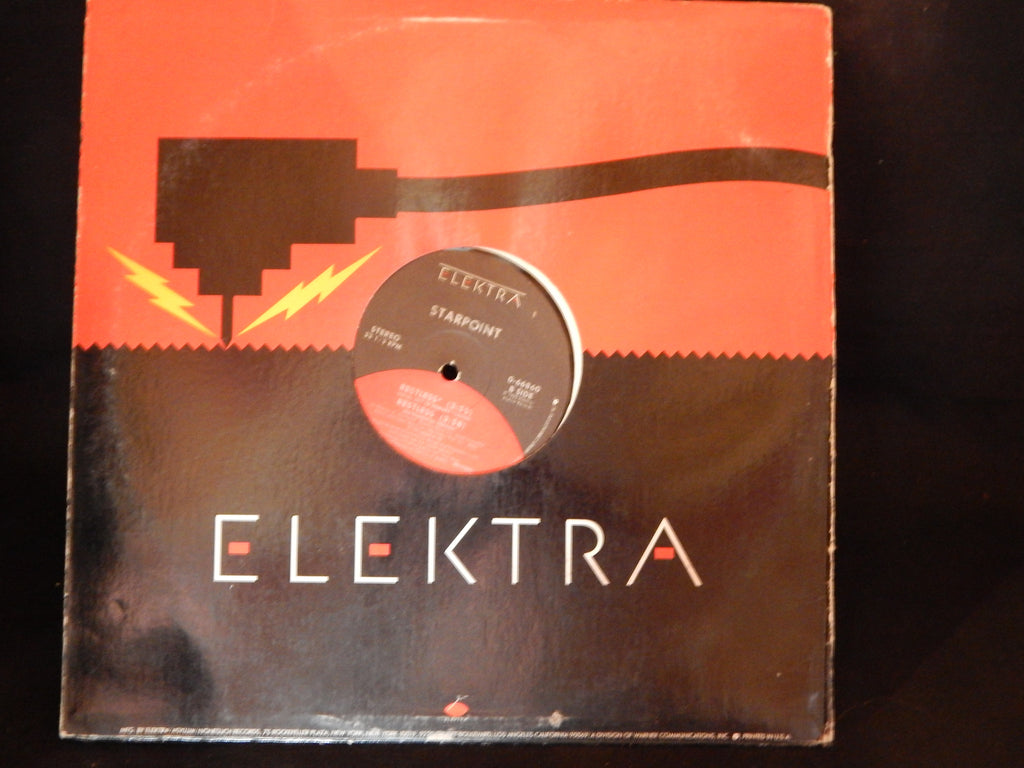 Starpoint - Restless (Single) Electra Promo Release