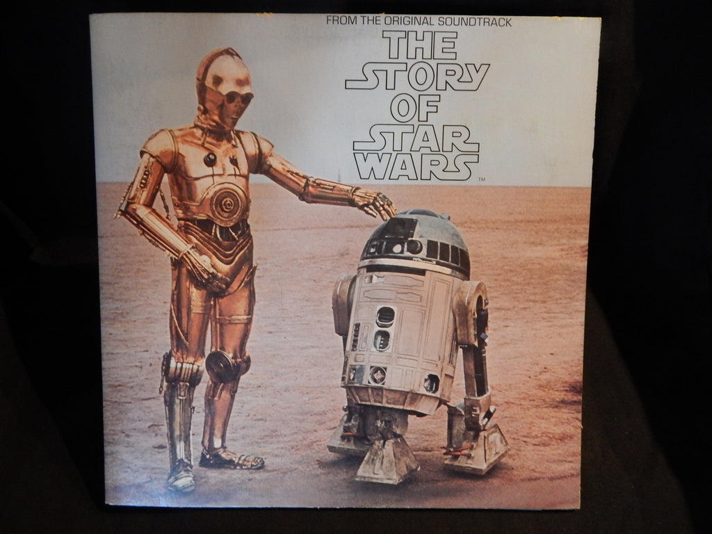 he Story of Star Wars - From The Original Soundtrack (includes complete picture book)