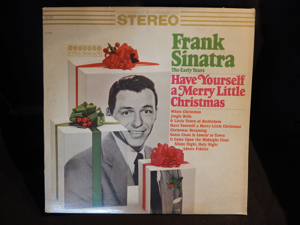 Frank Sinatra The Early Years - Have Yourself A Merry Little Christmas