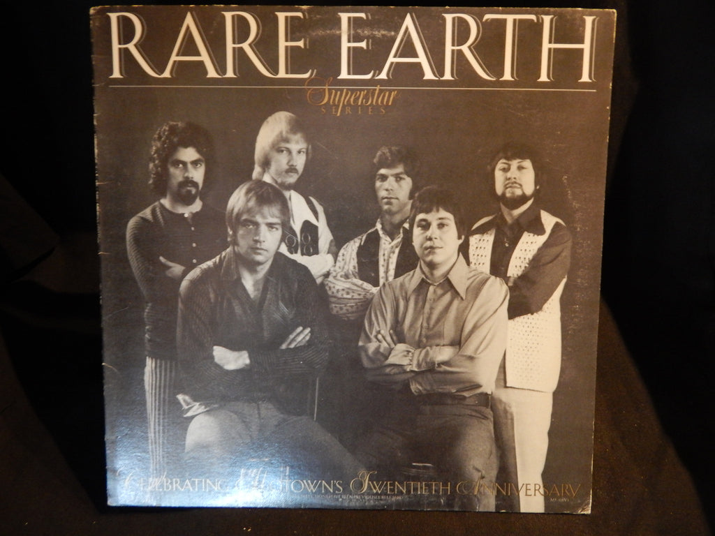 Rare Earth - Superstar Series (Celebrating Motown's Twentieth Anniversary)
