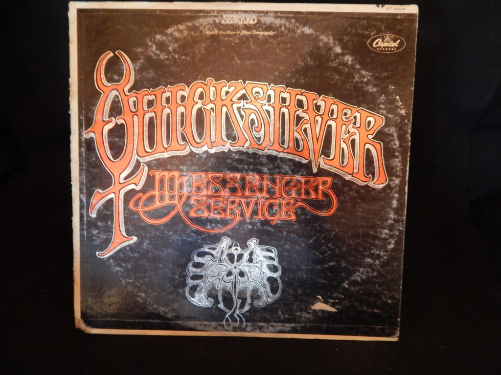 Quicksilver - Messenger Service