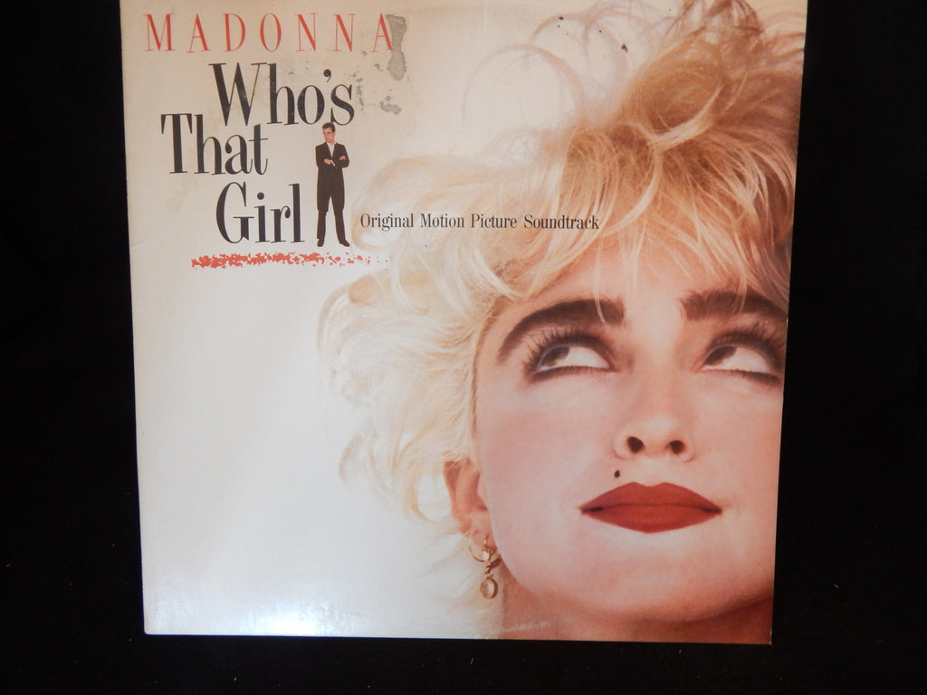Madonna - Who's That Girl (Original Motion Picture Soundtrack)
