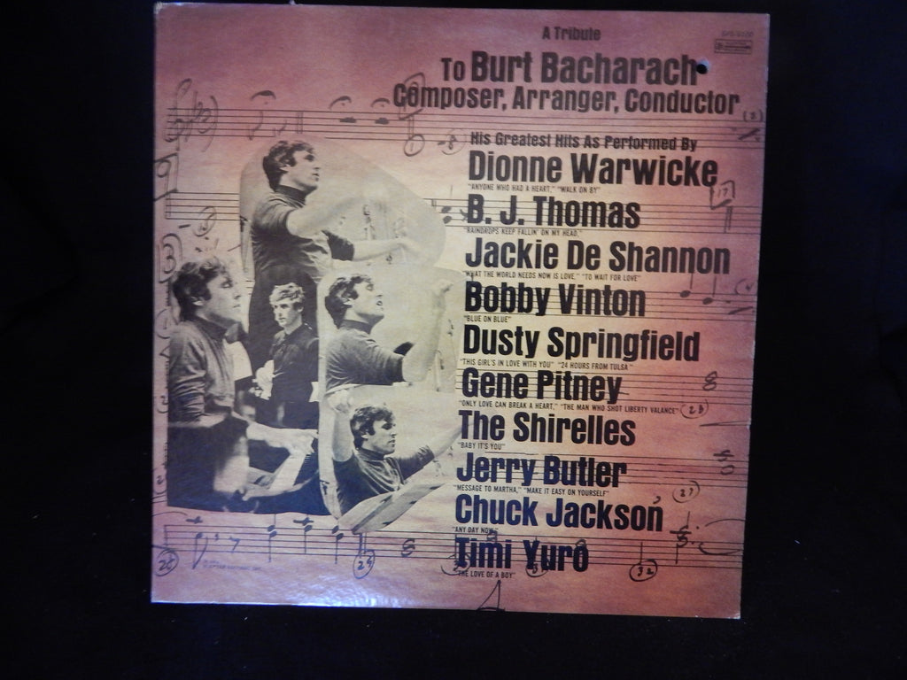A Tribute To Burt Bacharach - Greatest Hits