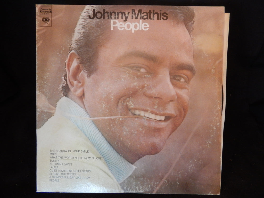Johnny Mathis - People