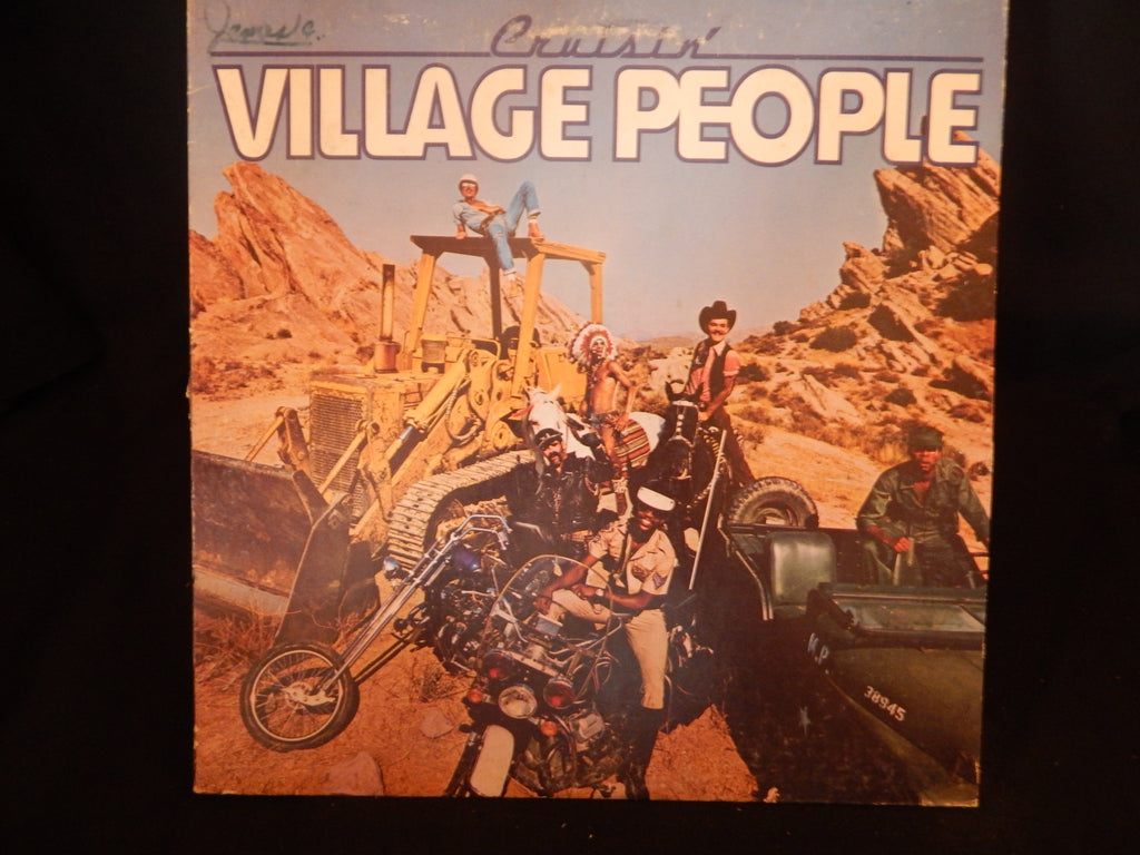 Village People - Cruisin' (discounted for condition)