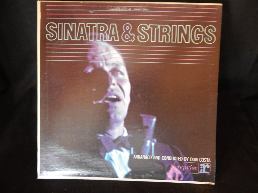 Sinatra & Strings (record in mint condition!)