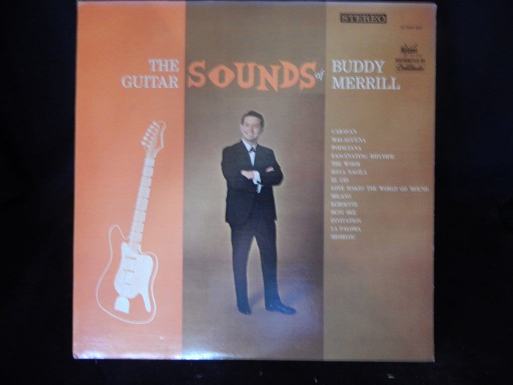 The Guitar Sounds of Buddy Merrill (1965)
