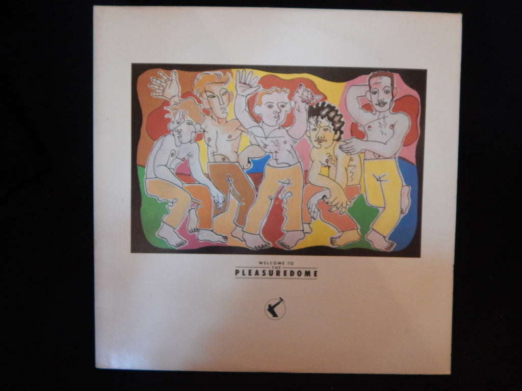Welcome To The Pleasuredome (double album)