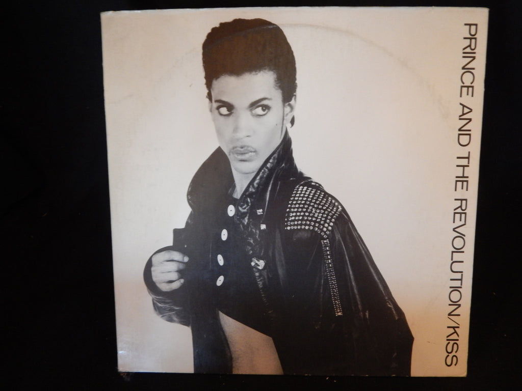 Prince And The Revolution - Kiss / Or (2 side Single - Extended Versions)