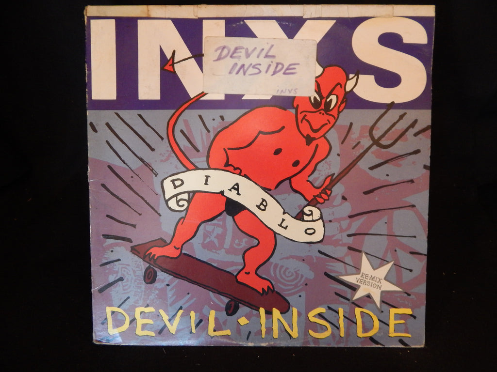 INXS - Devil Inside (Re-Mix Version)