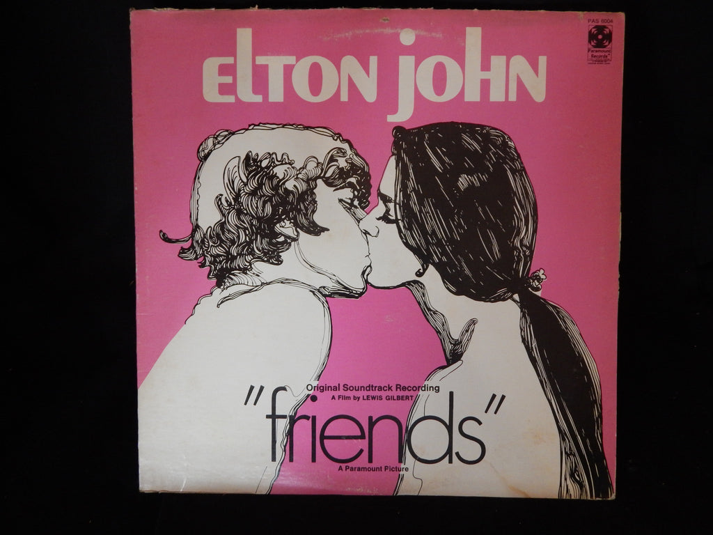 ELTON JOHN - Friends (Original Soundtrack Recording)
