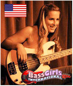 BASS VIDEO COURSE - Bass Lines for Popular Songs by Leslie Lowe - 52 Video Lesson Course