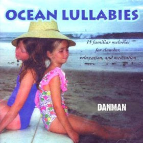 Ocean Lullabies CD  - Dan Lefler Music