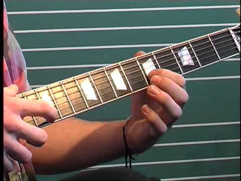 GUITAR VIDEO COURSE - Spencer Askin Teaches the Theory Tracker