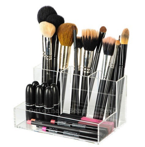 makeup brush holder  original beauty box