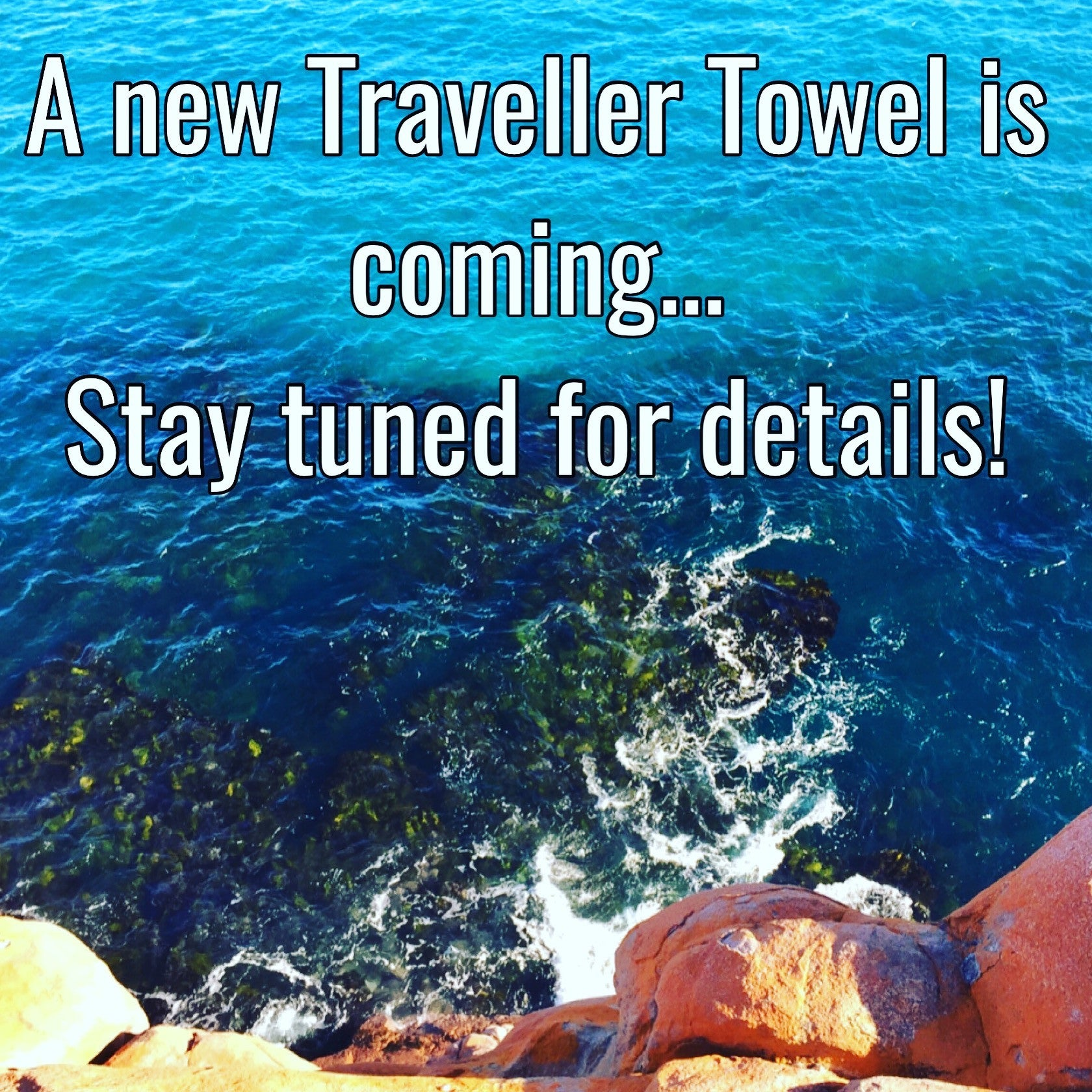 Our newest collection of Turkish towels is coming soon!