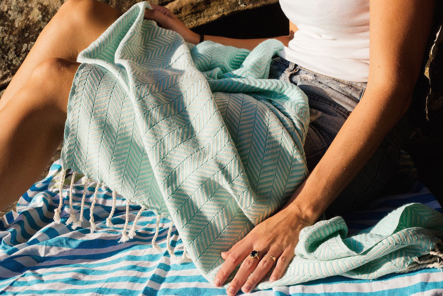 How to care for your Turkish towel