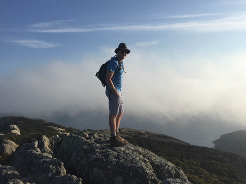 Hiking Mount Oberon, Wilsons Promontory National Park