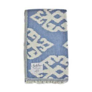 Rhythm and Blues Turkish Towels - Set of 2