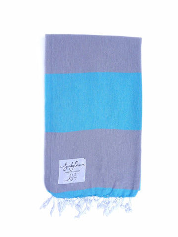 Travel Towels - Adventure Travel - Turkish Towel - Fraser