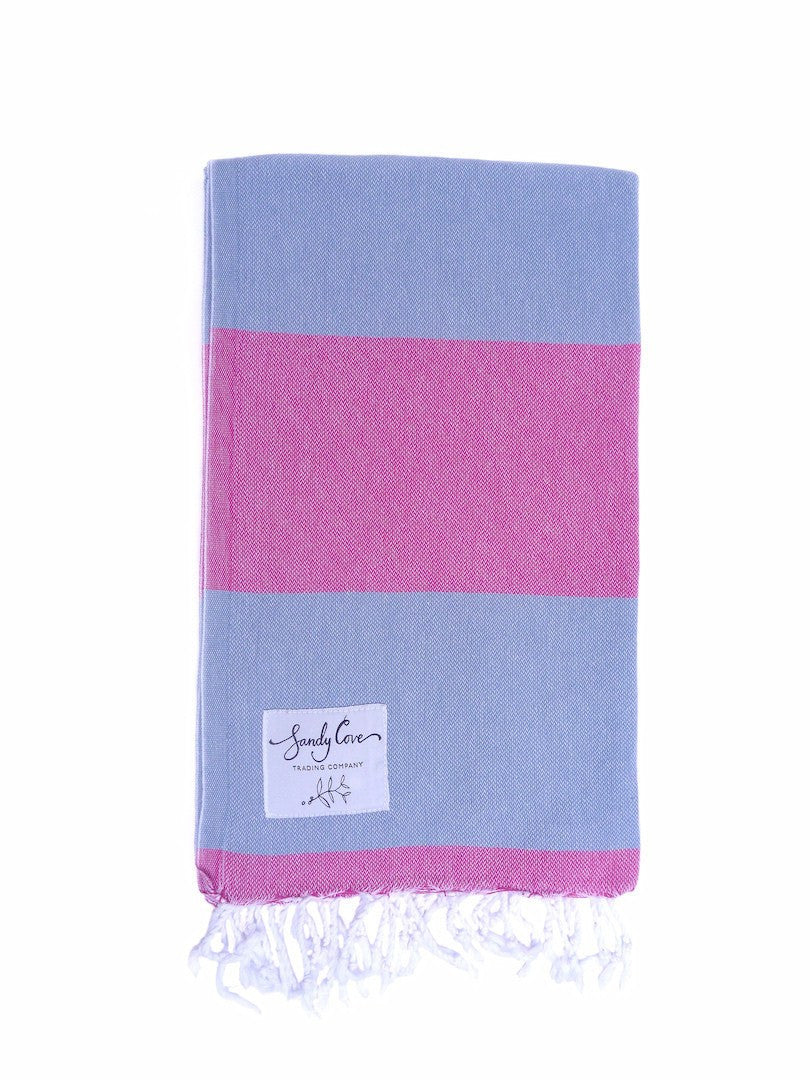 Travel Towels - Adventure Travel - Turkish Towel - Stradbroke
