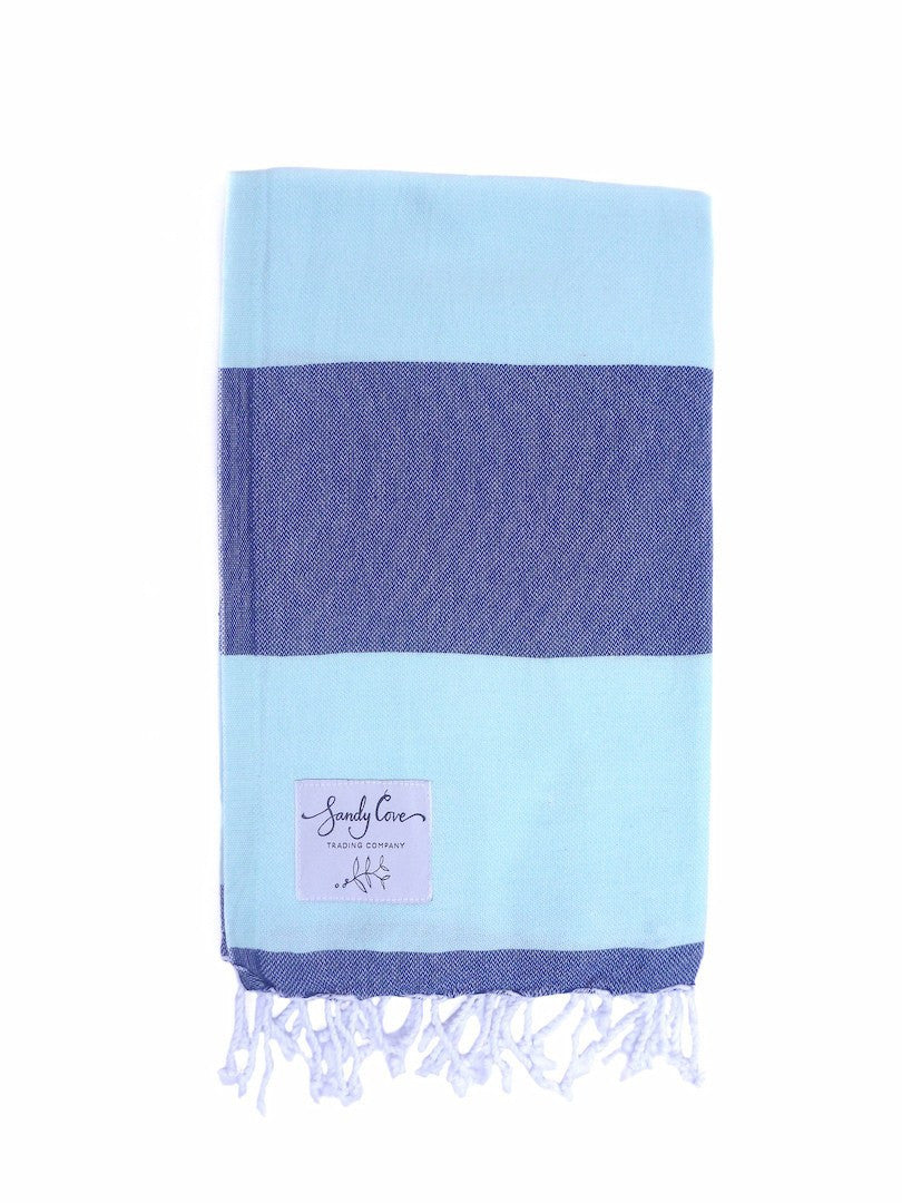 Travel Towels - Adventure Travel - Turkish Towel - Whitsunday