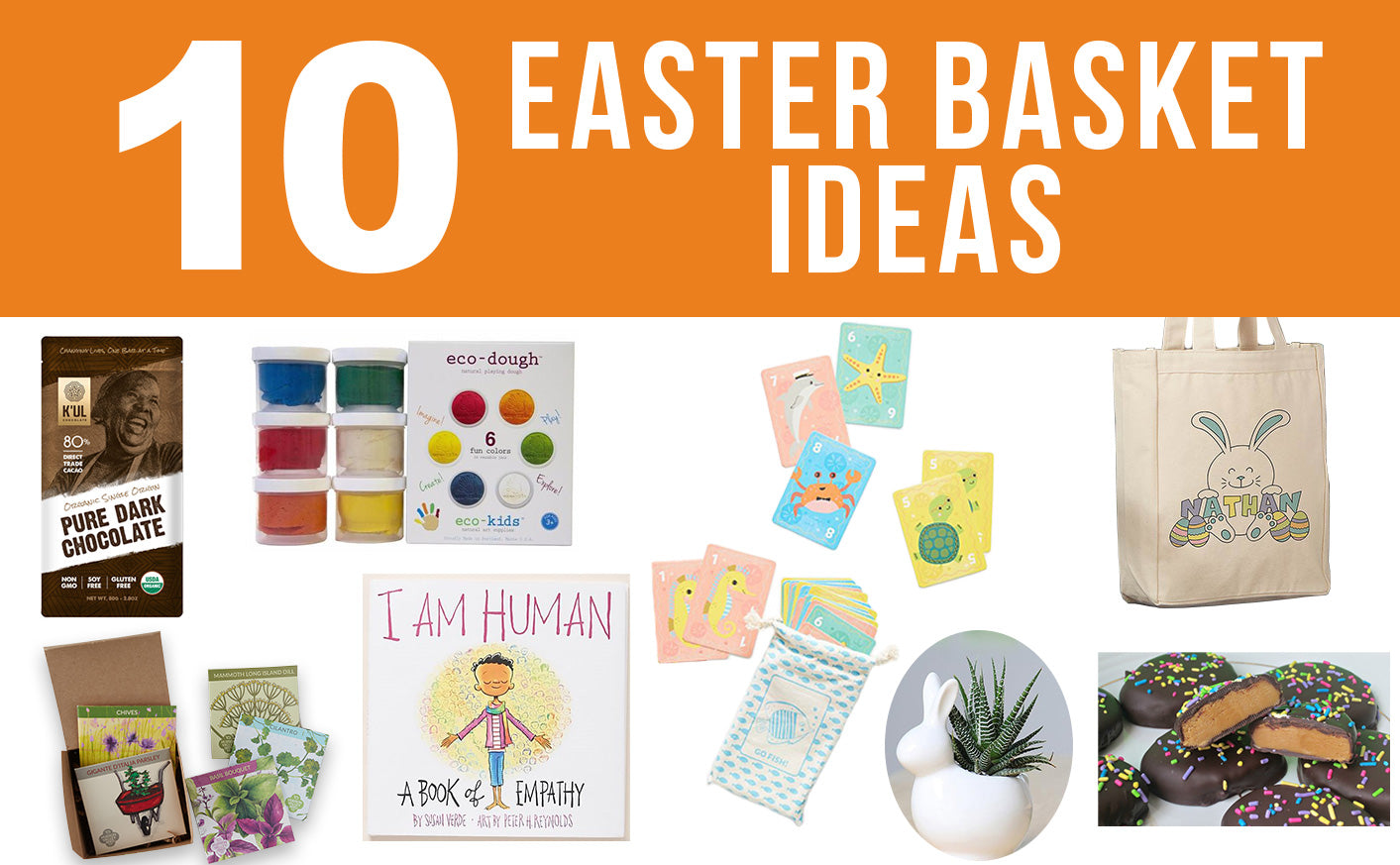 10 easter basket ideas