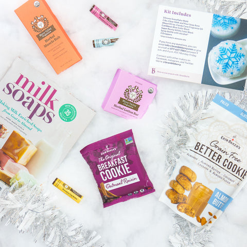 Relax Craft Snack Giveaway