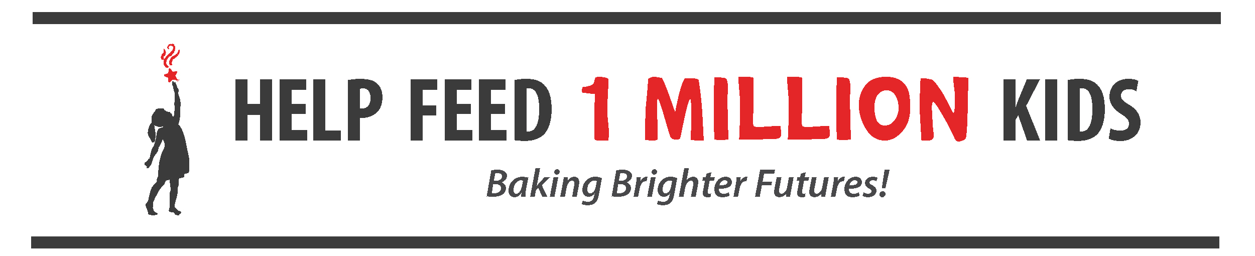 Help Feed 1 Million Kids - Baking Brighter Futures