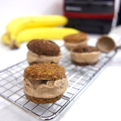 Nice Cream Peanut Butter Breakfast Cookie Recipe