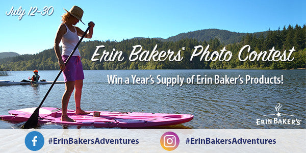 Adventures with Erin Baker's Photo Contest