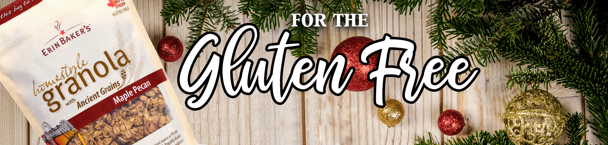 Stocking Stuffers for the Gluten Free