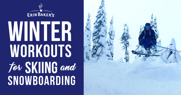 Winter Workouts for Skiing and Snowboarding