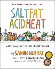 Salt Fat Acid Heat Book