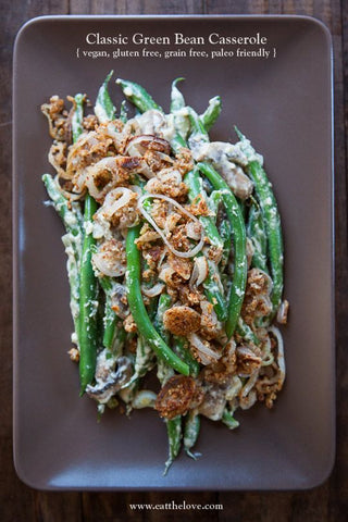 Green Bean Casserole (without canned soup!)