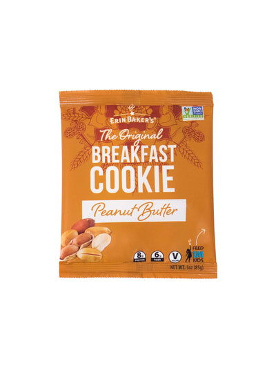 Breakfast Cookie Peanut Butter 12 pack