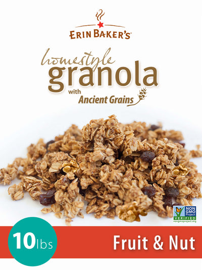 Granola Bulk Fruit Nut