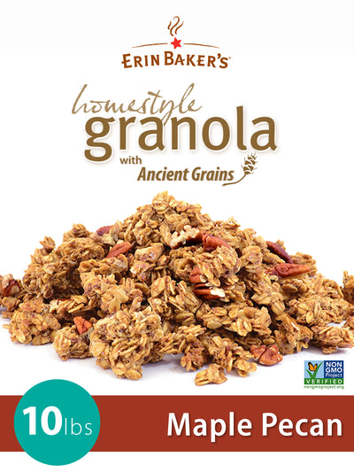 Bulk Homestyle Granola Maple Pecan
