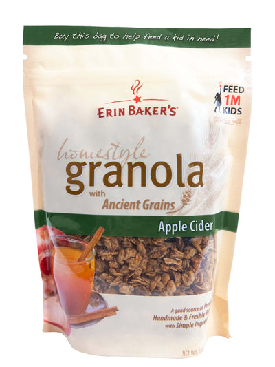 Granola | Apple Cider