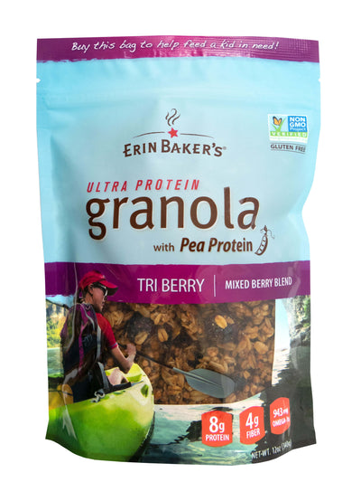 Granola Tri Berry - Mixed Berry Blend