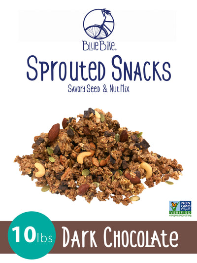 Sprouted Snacks Bulk Dark Chocolate