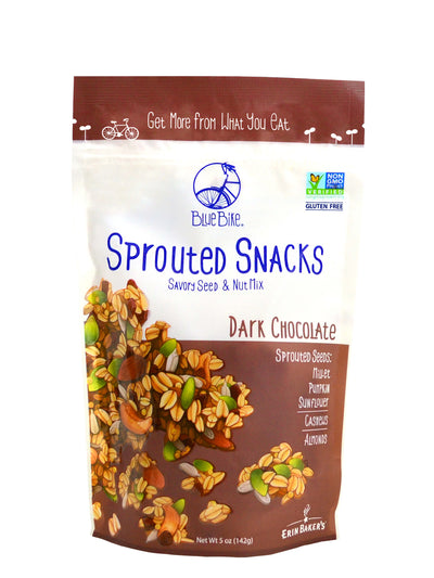 Sprouted Snacks Dark Chocolate