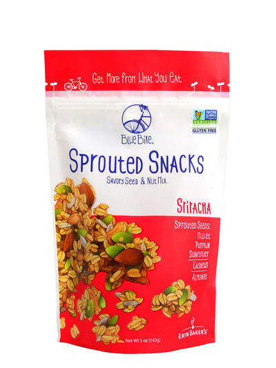 Sprouted Snacks Sriracha