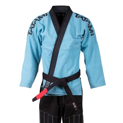Tatami - Inverted Collection Aqua & Black, BJJ Gi (Mens) - BuyGis.com
