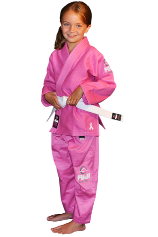 Fuji - Youth All Around BJJ Gi (Pink)